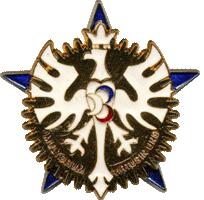 Odznaka l'Escadron d'Éclairage et d'Investigation N°3